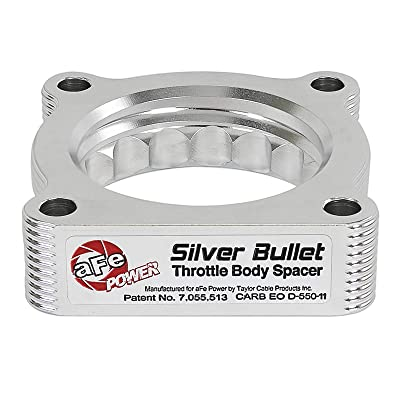 aFe Power Silver Bullet 46-38002 Toyota Throttle Body Spacer: Automotive