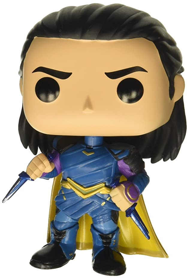 Funko 13767 Pop! Marvel: Thor Ragnarok-Loki Sakaarian