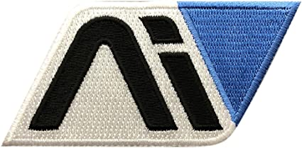 Alliance Military Systems N7 Badge logo Iron Sew on Embroidered Patch