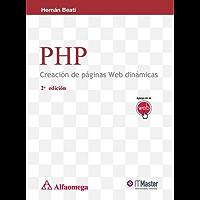 PHP - Creación de páginas Web dinámicas 2a edición