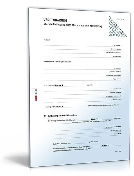 entlassung eines mieters aus dem mietvertrag pdf download amazonde software - Entlassung Eines Mieters Aus Dem Mietvertrag Muster