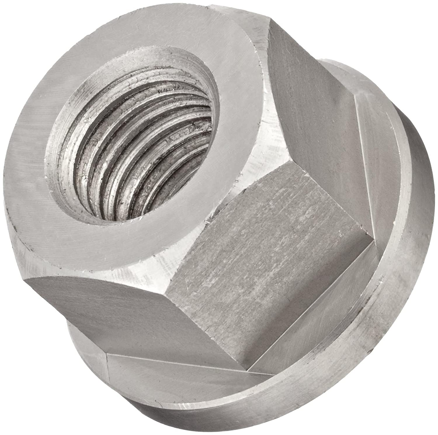 303 Stainless Steel Hex Nut Pack of 5 Right Hand Threads Class 6H 5//8-11 Threads TE-CO Made in US Class 6H 5//8-11 Threads Plain Finish
