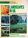 Landscapes in Oil (Artist's Painting Library)