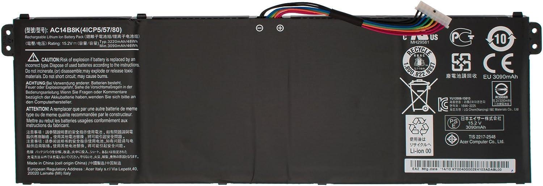 Acer Battery 4 Cell 3220mAh, KT.0040G.002 (3220mAh)