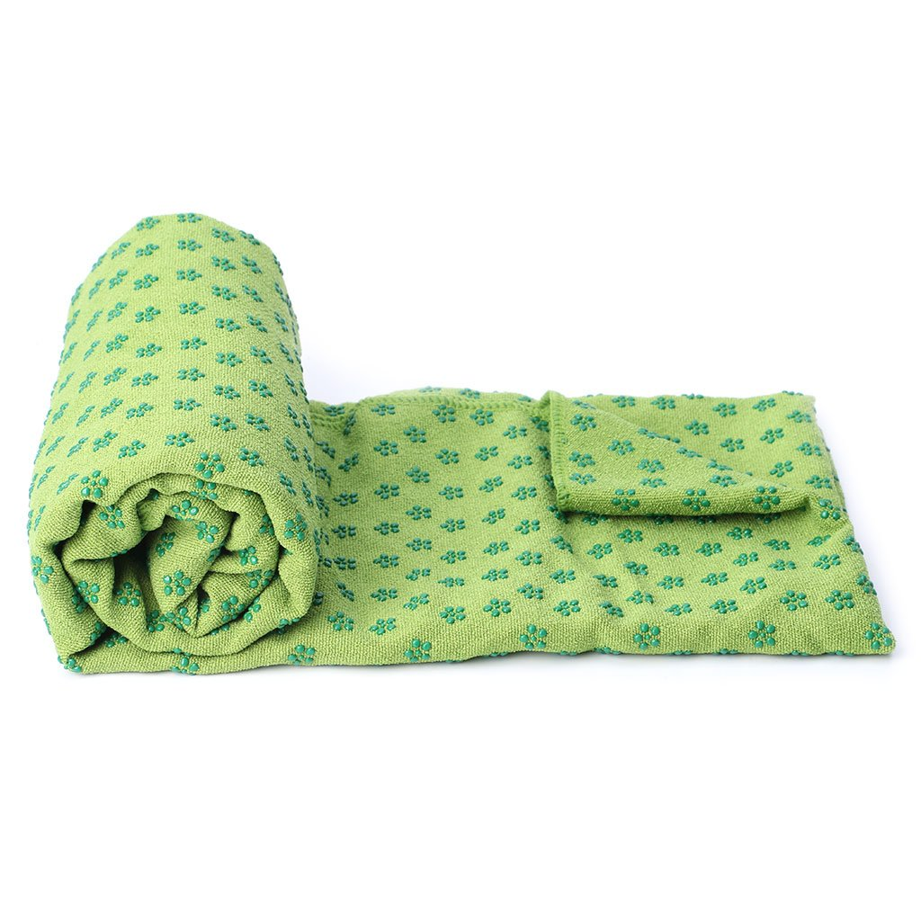 YOFO Mikrofaser-Yoga-Handtuch, Rutschfest, Yoga-Handtuch, Sport-Handtuch, Sport-Handtuch, 183 x 63 cm, 5