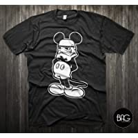 9eff8b86e4 Star Wars Shirt Mickey Mouse Storm Trooper Darth Vader Shirt - Mickey Mouse  - Gift For