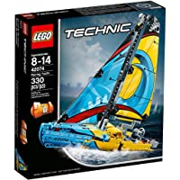 Lego Technic Racing Yacht 42074 4