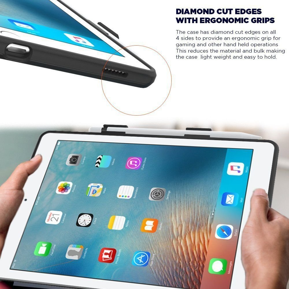 Amazon.com: Poetic iPad Pro 9.7 Case, Corner/Bumper Protection, Dual ...