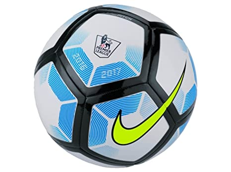 d00bf5572c350 Buy Nike Original Pitch PL White Football (Size 5) Online at Low Prices in  India - Amazon.in