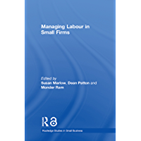 Managing Labour in Small Firms (Routledge Studies in Small Business Book 9) (English Edition)