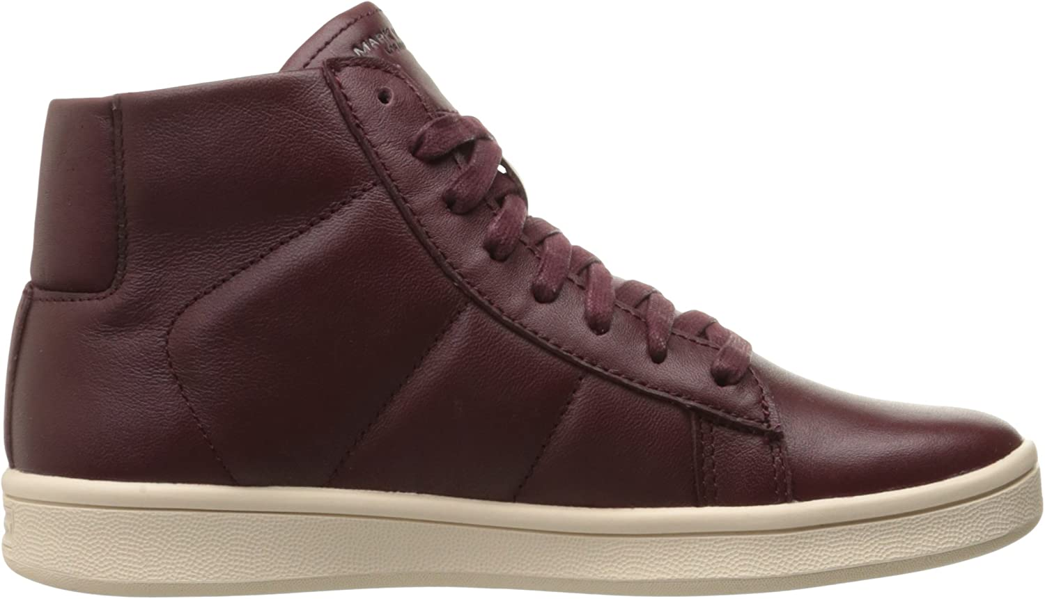 Mark Nason Los Angeles Women's Buckner Fashion Sneaker Burgundy