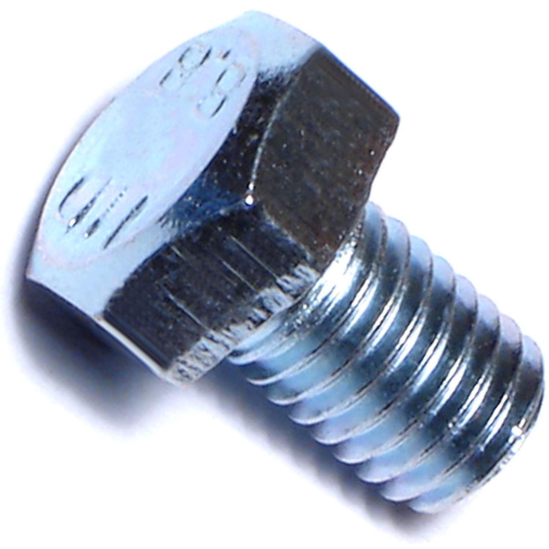 Hard-to-Find Fastener 014973273446 Class 8.8 Hex Cap Screws 7mm-1.00 x 10mm 25-Piece