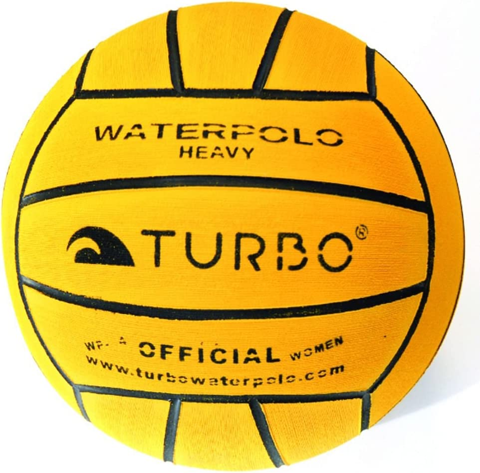 Turbo - WP4 Waterpolo Heavy, Color 0: Amazon.es: Deportes y aire libre