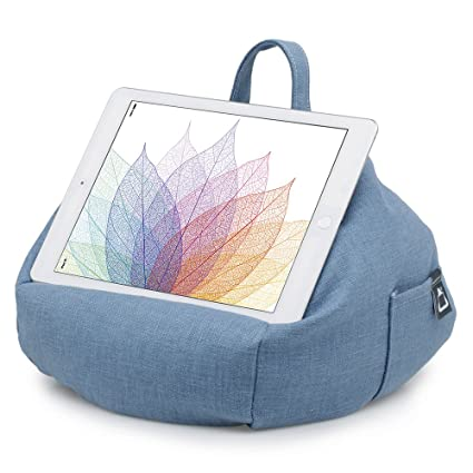 iBeani - Cojín para Tablet Techno Blue