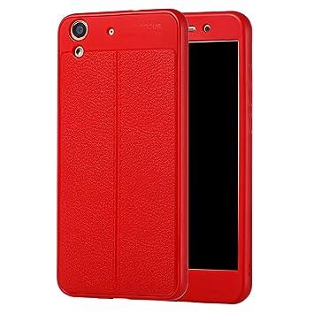Uposao Funda Huawei Y6 II / Y6 2 Carcasa Funda Caso 360 ...