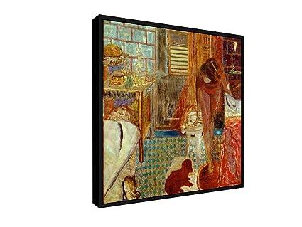 weewado Pierre Bonnard - El Baño - 75x75 cm - Impresiones Sobre ...