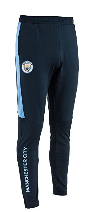 Manchester City Pantalones Training fit Colección Oficial - Talla ...