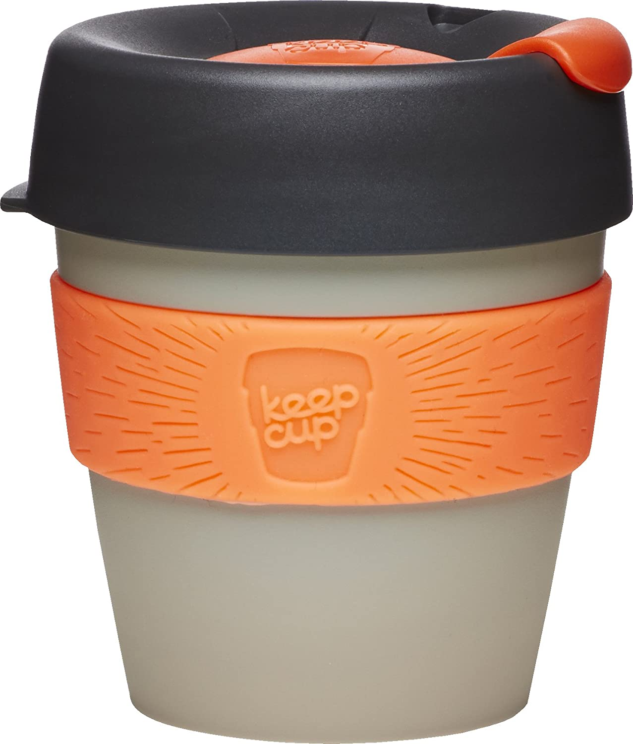 KeepCup Original Reusable Coffee Cup, 8 oz/Small, Pandora