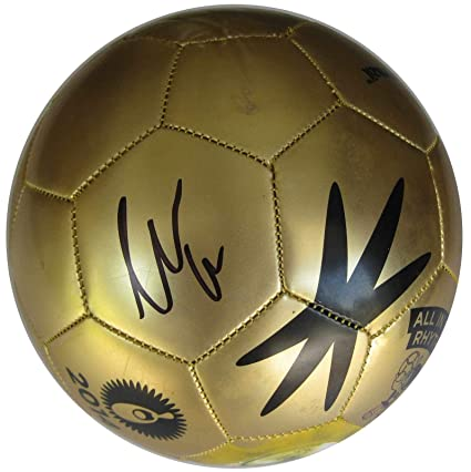 e8c1a7cbf Giovani Dos Santos, mexico National, galaxy, signed, autographed, soccer  Ball, proof. - Autographed Soccer Balls at Amazon's Sports Collectibles  Store