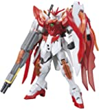 "Bandai Hobby Hgbf Wing Gundam Zero Flame (Honoo) ""Gundam construire Fighters"" modèle kit, 1/144 Scale"