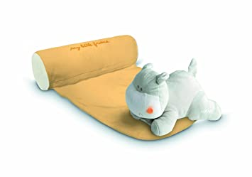 Amazon.com : Jane Hippo Anti-Rollover Cushion (X1) : Baby