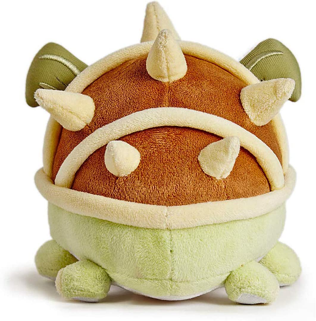 Boys 5 Inch Stuffed Animals Plush Toys League of Legends Official Small Stuffed Toys for Girls Sprite Beat LOL Poro Plush Toy