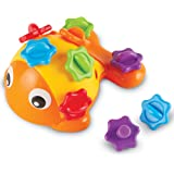 Learning Resources Finn The Fine Motor Fish, Sensory & Fine Motor Toy, Ages 18 Months+, Multi