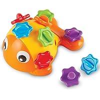 Learning Resources LER9093 Finn The Fine Motor Fish,Multi