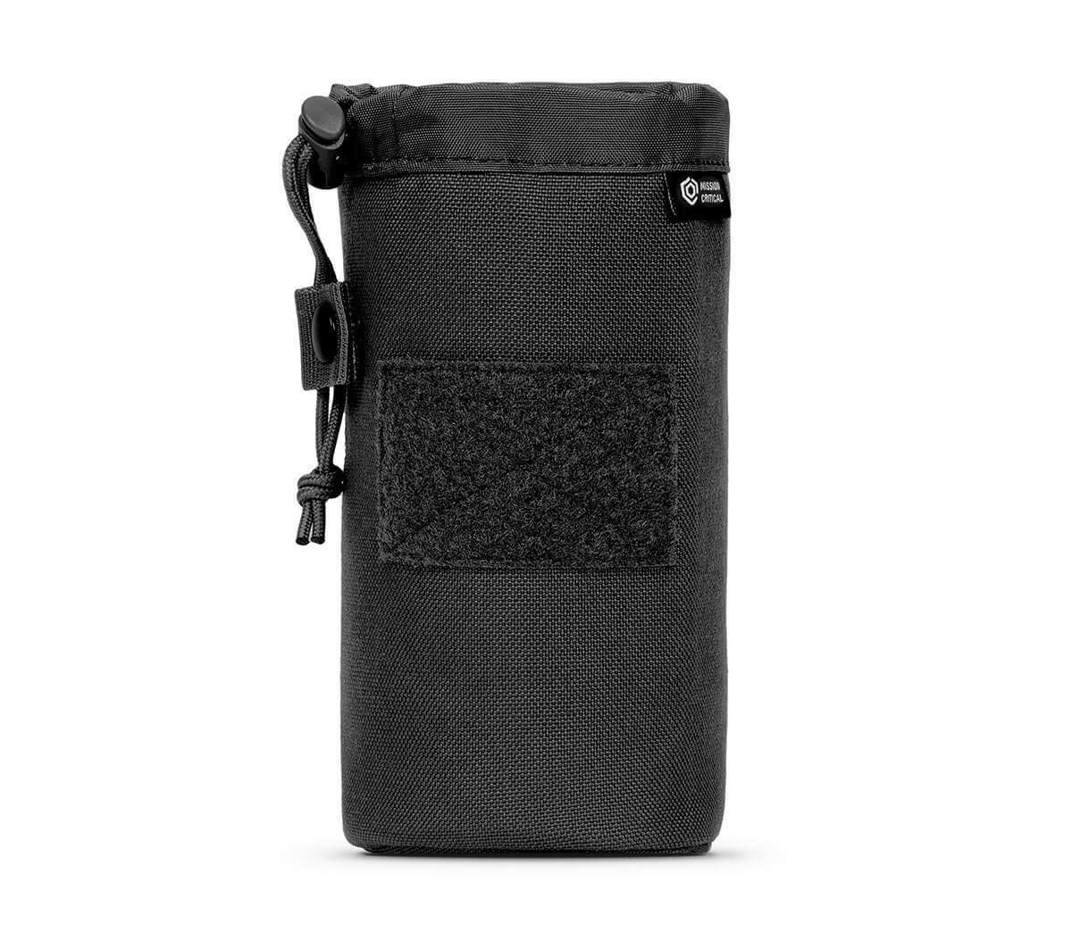 Mission Critical | S.01 Insulated Bottle Holder | Baby Gear for Dads | Designed to Work with Mission Critical Baby Carrier | Black by Mission Critical