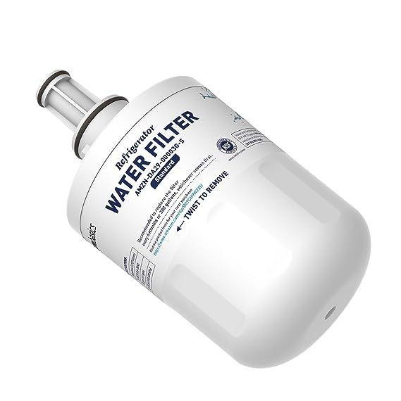 AmazonBasics - Filtro de agua de repuesto para frigorífico ...