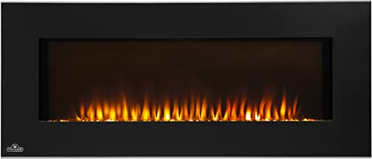 Napoleon Efl42h Linear Wall Mount Electric Fireplace 42 Inch