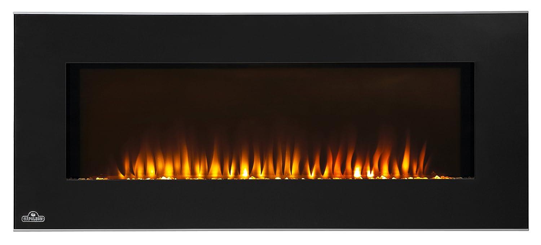Electric Fireplace Napoleon Part - 28: Amazon.com: Napoleon EFL42H Linear Wall Mount Electric Fireplace, 42-Inch:  Home U0026 Kitchen