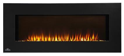Amazon Com Napoleon Efl42h Linear Wall Mount Electric Fireplace 42