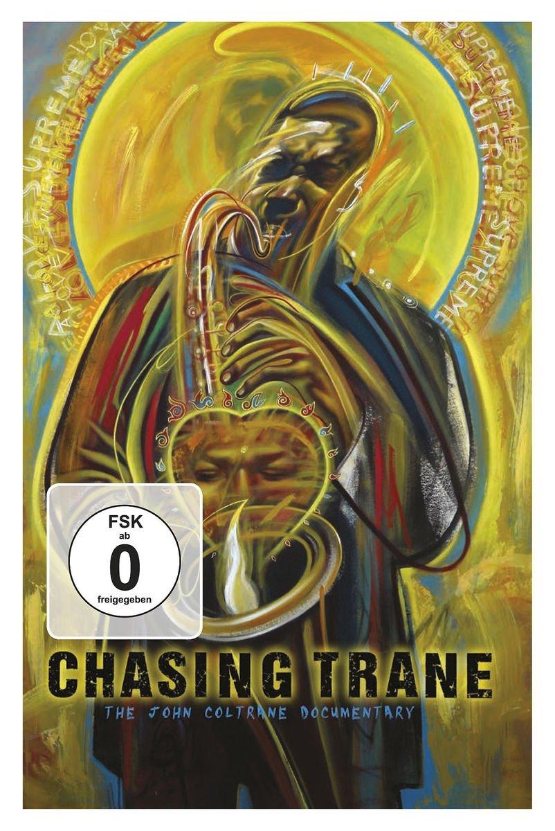 Blu-ray : John Coltrane - Chasing Trane: The John Coltrane Documentary