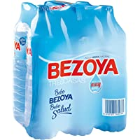 Bezoya - Agua Mineral Natural - Pack 6
