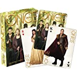 Once Upon A Time Green Playing Cards
