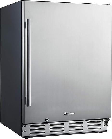 "Kalamera 24"" Stainless-Steel Beverage Cooler"
