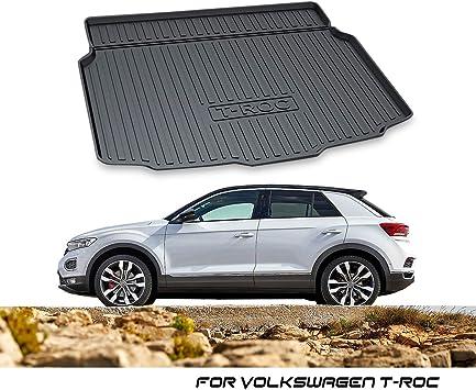 Walser Kofferraumwanne kompatibel mit VW T-ROC Baujahr 07//2017 bis Heute