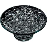 Trimming Shop Clear Water Gel Beads Aqua Crystal Soil Bio Jelly Pearl Non-Toxic 5gm for Plant Vase Filler, Wedding Decoration, Centerpieces, 10 Packs