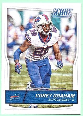 Corey Graham 2016 Score #42 - Buffalo Bills at Amazon's Sports ...