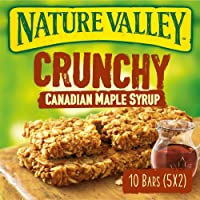 Nature Valley Crunchy Canadian Maple Syrup Cereal Bars 5x42g