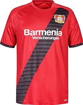 EKUKJS-Sports 2016 2017 Bayer 04 Leverkusen Camiseta de DIY Lars Bender Omer Toprak Away