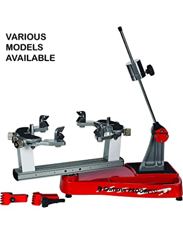 Gamma Progression Tennis Racquet Stringing Machine: Tabletop Racket String Machine with Tools and Accessories -