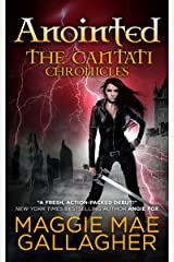 Anointed (The Cantati Chronicles Book 2) Kindle Edition