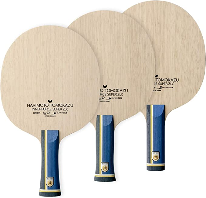 ZL Carbon Fiber Blade and ST Handle Styles Available in AN Made in Japan Butterfly Zhang Jike ZLC Table Tennis Blade FL Professional Butterfly Table Tennis Blade