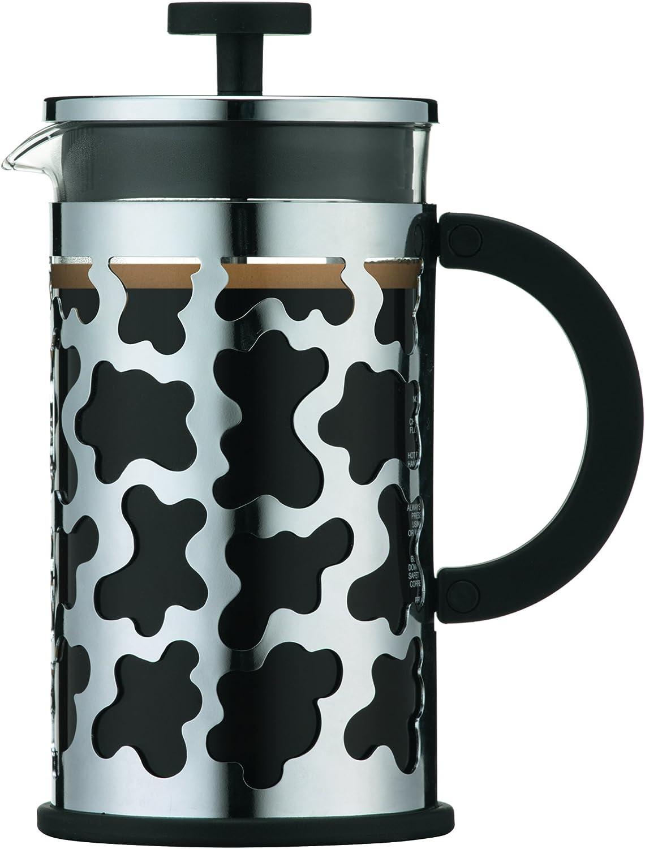 Bodum Cafetera émbolo, Cristal, Negro, Centimeters: Amazon.es: Hogar