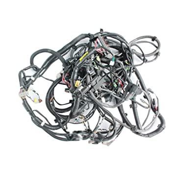 71kjwWxHI0L._SY355_ amazon com sinocmp excavator main wiring harness 20y 06 42411 for Largest Komatsu Excavator at couponss.co