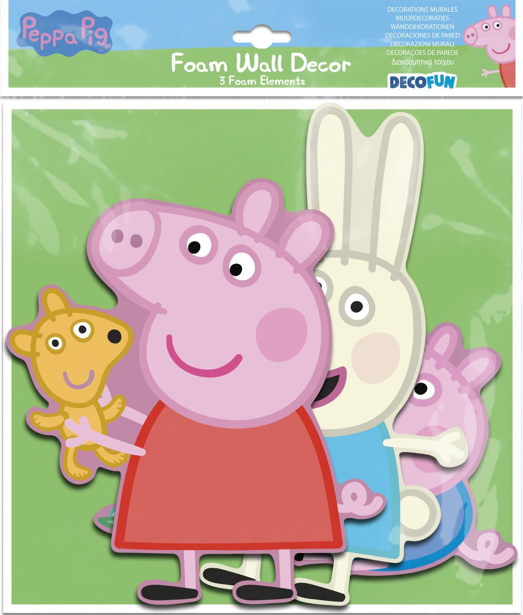 ... Nice Peppa Pig Wall Mural Nice Look Part 75