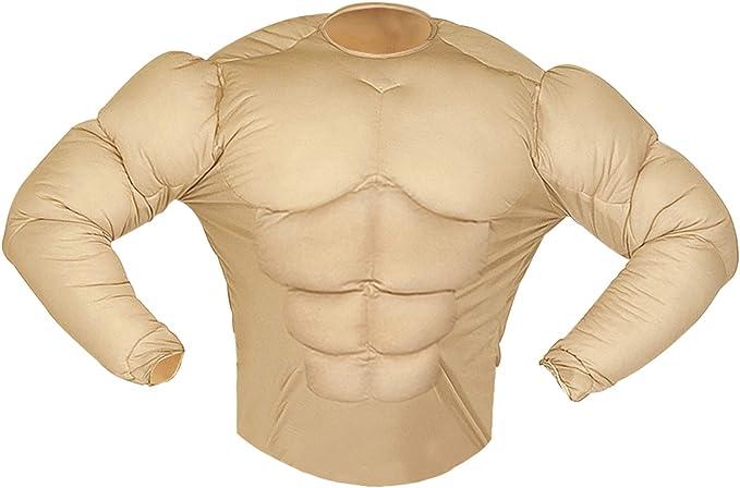 WIDMANN S.R.L. Super Muscle - Camiseta para adultos, Talla L ...