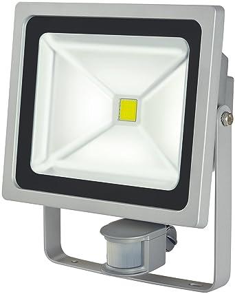 Berühmt Brennenstuhl Chip-LED-Leuchte / LED Strahler mit Bewegungsmelder TX11